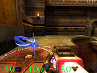 Quake 3 Arena Test with Motion Blur