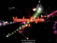 Voodoo Lights & Cosmos (Screensaver)